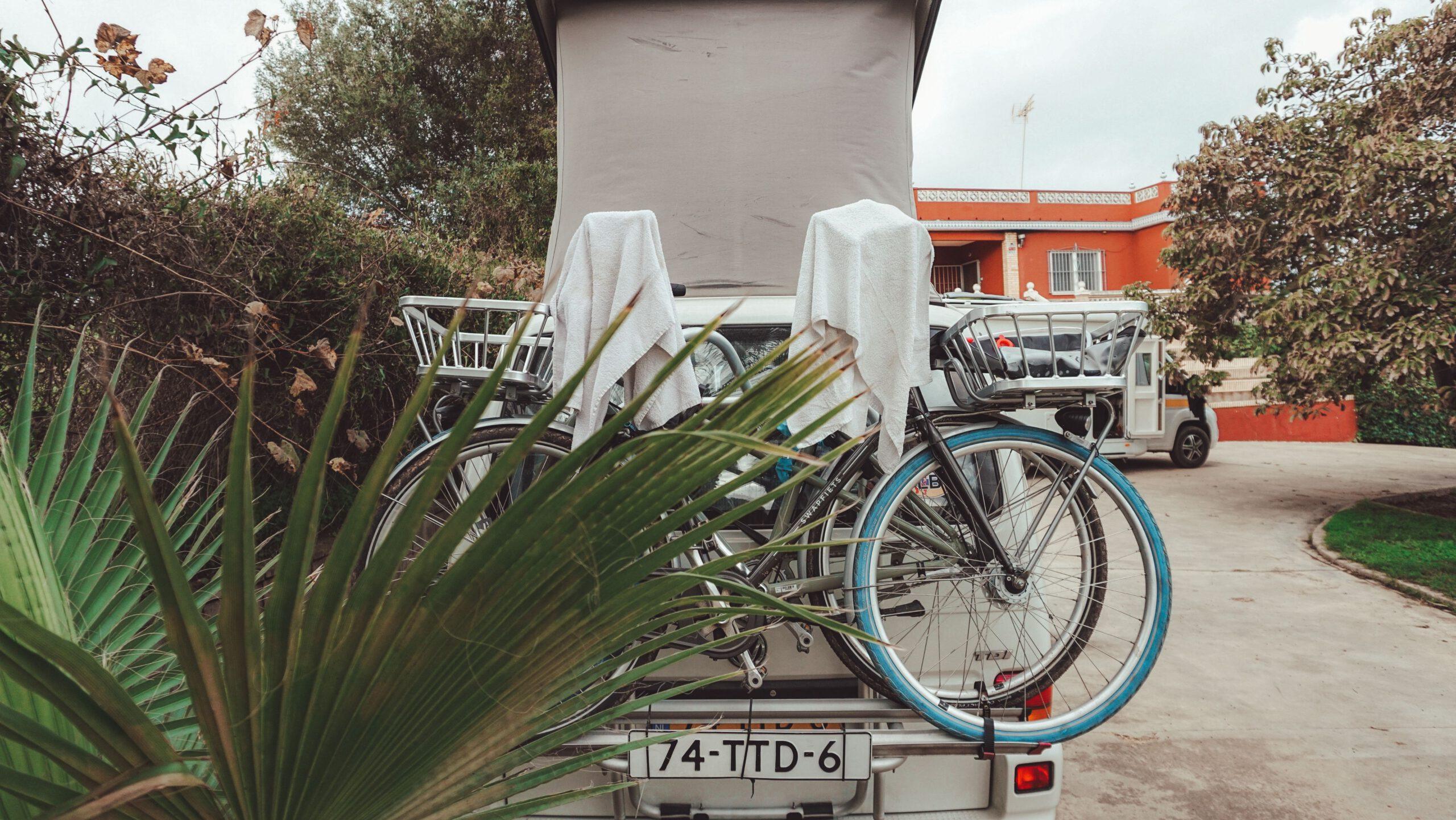 Campervan Parking Kitesurf Spain - 6